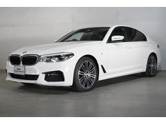 BMW530i Mスポーツ 黒革