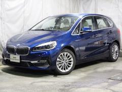 BMW218d AT ラグジュアリー ACC  スマートキー