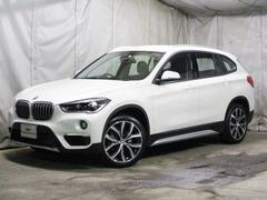 BMW X118d xライン ACC スマートキー 19インチ 保証継承
