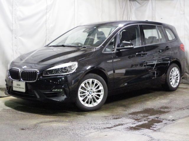 BMW 2シリーズ 218iグランツアラー スマートキー タッチパネル 自動駐車