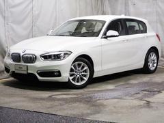 BMW118i スタイル タッチパネルナビ 自動駐車 LED