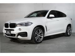 BMW X6xDrive 35i Mスポーツ コンビレザー SR ACC