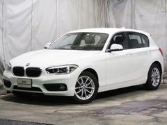 BMW118i タッチパネル 音声認識 LED BSI 自動駐車