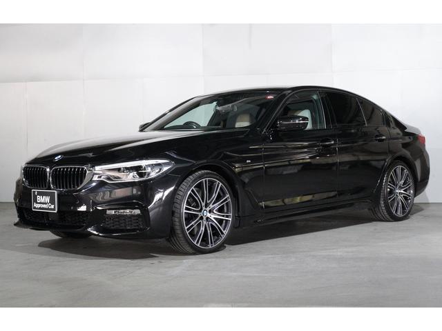 BMW 5シリーズ 530i Mスポーツ レザー ACC Mブレーキ 20インチ
