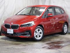BMW218iアクティブ スマートキー 自動駐車 シートヒーター