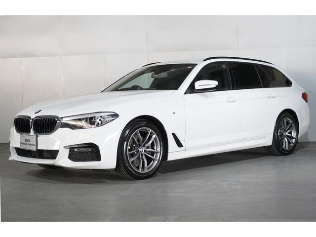 BMW 523dツーリング Mスピリット ACC 電動シート BSI