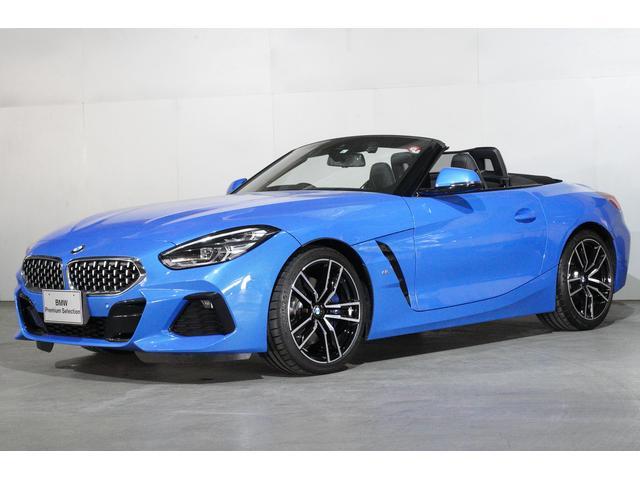 BMW Z4 20i Mスポーツ レザー Mブレーキ ACC 後退アシスト