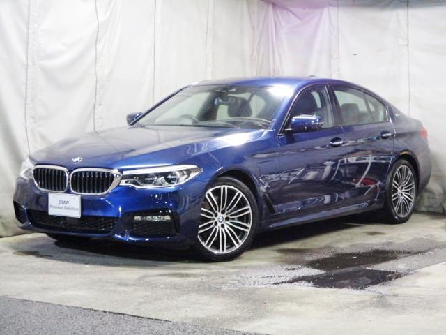 BMW 5シリーズ 530e Mスポーツ Mブレーキ 全方位カメラ ACC