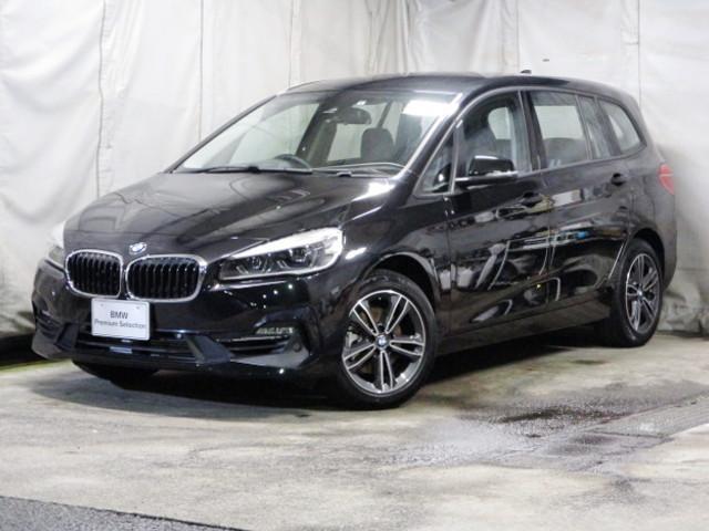 BMW 2シリーズ 218iグランツアラー スポーツ ACC スマートキー