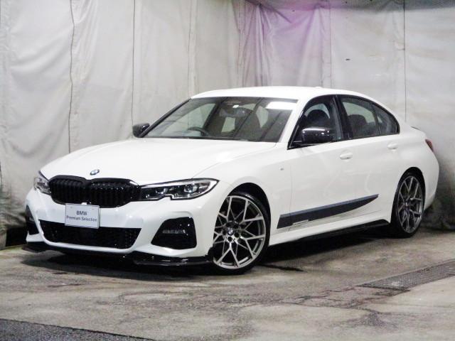 BMW 3シリーズ 320i Mスポーツ 20インチ ACC  後退アシスト