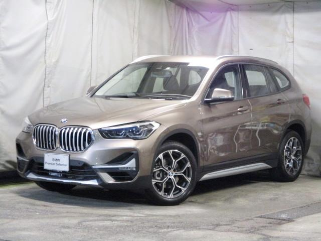 BMW X1 18i xライン 電動レザーシート ACC スマートキー
