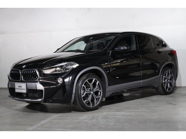 BMW 18i MスポーツX 電動レザー サンルーフ ACC