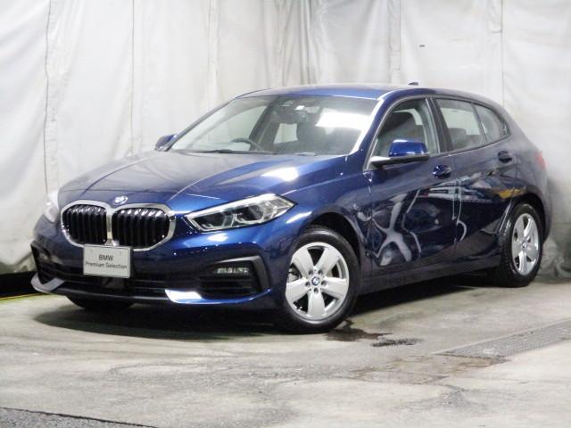 118i プレイ タッチパネルHDDナビゲーション 電動シート スマートキー オートホールド機能 衝突軽減ブレーキ レーンアシスト バックカメラ 後退アシスト LEDヘッドライト BMW正規ディーラー認定中古車