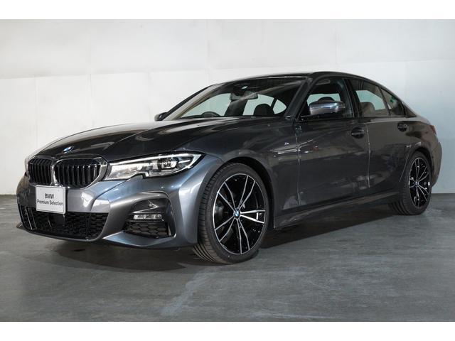 320i Mスポーツ ハイラインパッケージ ブラックレザー  追従機能付きクルーズコントロール 19インチ タッチパネルHDDナビゲーション スマートキー 衝突軽減 バックカメラ 後退アシスト LEDヘッドライト BMW正規ディーラー認定中古車
