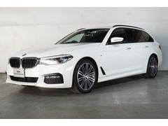 5シリーズ523iツーリング Mスポーツ 追従機能付きクルーズコントロール ヘッドアップディスプレイ 19インチ HDDナビゲーション スマートキー 衝突軽減ブレーキ バックカメラ 自動駐車 LEDヘッドライト BMW正規ディーラー認定中古車