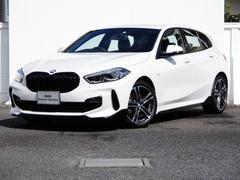 1シリーズ118i Mスポーツ Mperformanceフロントリップスポイラー、サイドスカート タッチパネルHDDナビゲーション スマートキー 衝突軽減ブレーキ バックカメラ LEDヘッドライト BMW正規ディーラー認定中古車