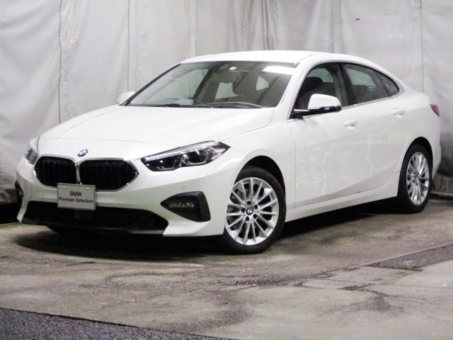 BMW 218iグランクーペ プレイ 追従機能付きクルーズコントロール 電動シート タッチパネルHDDナビゲーション スマートキー 衝突軽減ブレーキ 後退アシスト バックカメラ 自動駐車 LEDヘッドライト BMW正規ディーラー認定中古車