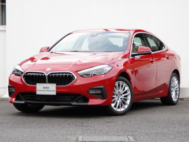 BMW 218iグランクーペ プレイ 追従機能付きクルーズコントロール 電動シート タッチパネルHDDナビゲーション スマートキー 衝突軽減ブレーキ レーンアシスト バックカメラ 後退アシスト LEDライト BMW正規ディーラー認定中古車