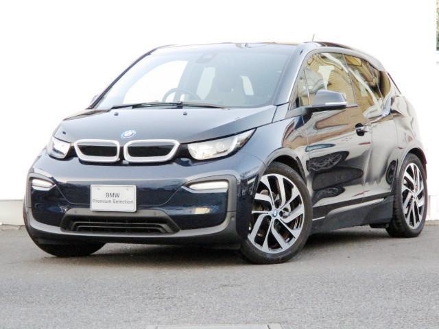 BMW アトリエ レンジ・エクステンダー装備車 ヒートポンプ シートヒーター 19インチ タッチパネルHDDナビゲーション スマートキー 衝突軽減ブレーキ レーンアシスト バックカメラ 自動駐車 LEDヘッドライト BMW正規ディーラー認定中古車