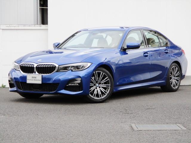 BMW 320i Mスポーツ レザーシート タッチパネルHDDナビゲーション ヘッドアップディスプレイ スマートキー 衝突軽減ブレーキ レーンアシスト 全方位カメラ 追従機能 LEDヘッドライト BMW正規ディーラー認定中古車
