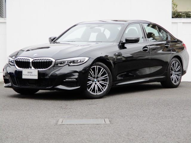 BMW 3シリーズ 320d xDrive Mスポーツ HDDナビゲーション シートヒーター 電動テールゲート 追従機能 スマートキー 衝突軽減ブレーキ レーンアシスト 全方位カメラ 自動駐車機能 LEDヘッドライト BMW正規ディーラー認定中古車