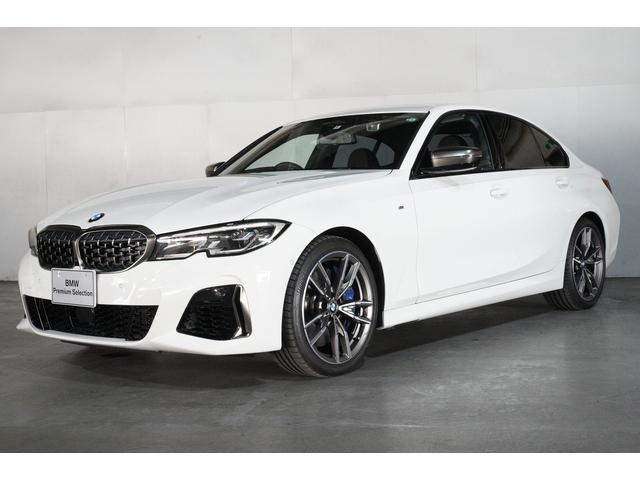 BMW M340i xDrive ブラックレザー 液晶メーター 19インチ ヘッドアップディスプレイ 追従機能 衝突軽減 全方位カメラ 障害物センサー 自動駐車 ハーマンカードンサウンドシステム 新車保証継承 BMW認定中古車