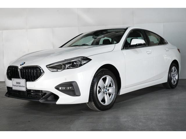 BMW 218iグランクーペ プレイ HDDナビゲーション Bluetooth LEDライト ステアリング補正機能 追従機能 液晶メーター 自動駐車 バックカメラ 障害物センサー 新車保証継承 メンテナンスパッケージ継承 BMW認定中古車
