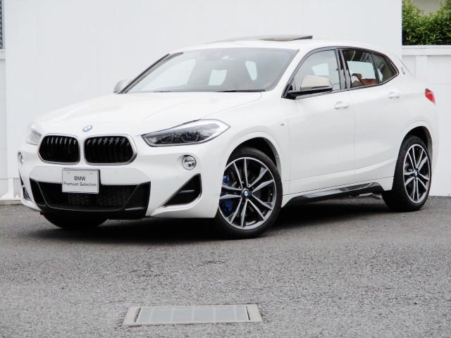BMW M35i Mブレーキシステム LSD 19インチ パノラマサンルーフ HDDナビゲーション ヘッドアップ スマートキー 衝突軽減 追従機能 バックカメラ LEDヘッドライト BMW正規ディーラー認定中古車