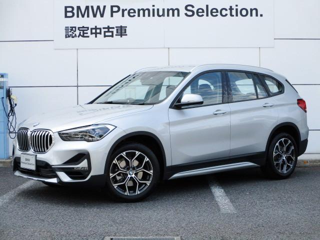 BMW X1 sDrive 18i xライン 後期 電動レザーシート 電動テールゲート タッチパネルHDDナビゲーション スマートキー 衝突軽減ブレーキ レーンアシスト バックカメラ 自動駐車 LEDヘッドライト BMW正規ディーラー認定中古車