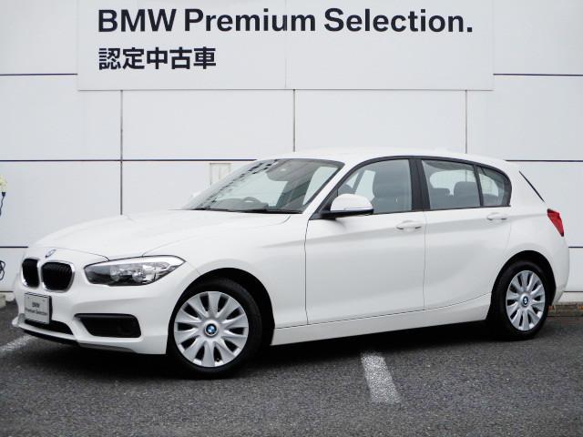 1シリーズ(BMW) 118i 2年保証付き タッチパネルHDDナビゲーション Bluetooth ミュージックサーバー DVD再生機能 USBポート リモコンキー ハロゲンヘッドライト BMW正規ディーラー認定中古車 中古車画像