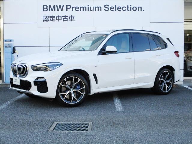 BMW xDrive 35d Mスポーツ パノラマサンルーフ コニャックレザー HDDナビゲーション スマートキー 衝突軽減ブレーキ レーンアシスト 追従機能 全方位カメラ コーナーセンサー LEDヘッドライト BMW正規ディーラー認定中古車