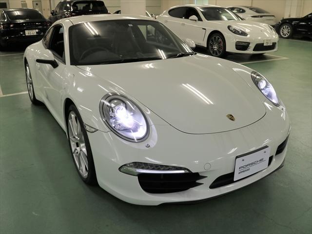 ポルシェ 911カレラS PDK 右ハンドル 認定中古車