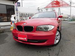 BMW120i HDDナビ フルセグTV Bカメラキーレス純正AW