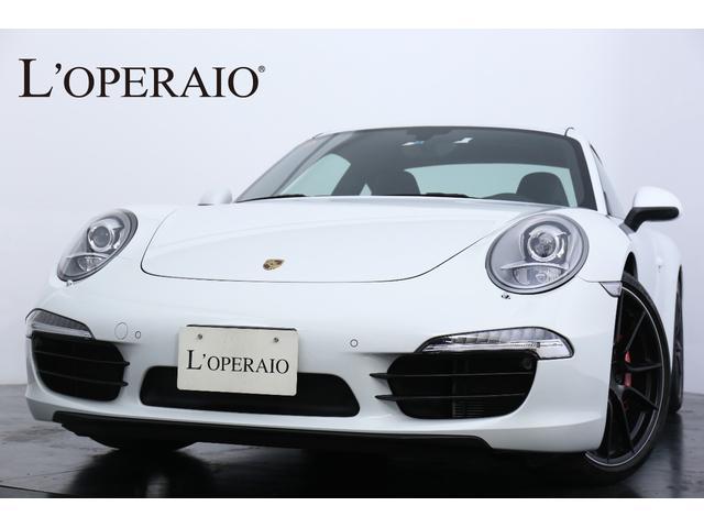ポルシェ 911カレラS スポーツクロノPKG スポステ スポエキ