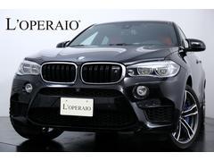 BMW X6 M1オーナー 左H サンルーフ ハーマンカードン レッドレザー