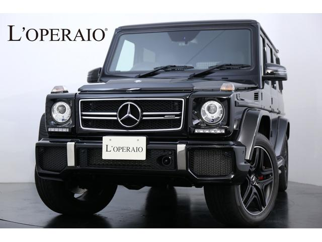 メルセデスAMG ◇特選車◆◇G63L 4WD 右ハン デジーノEX