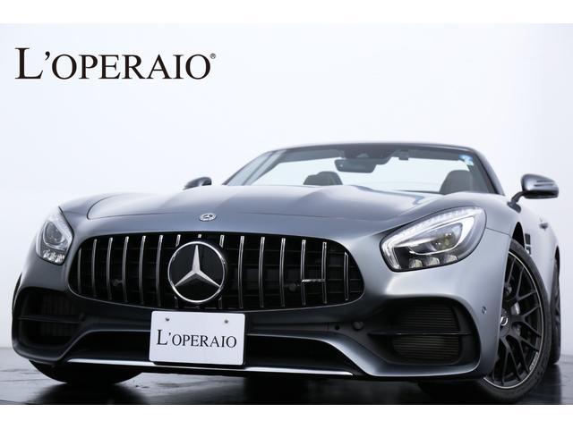 メルセデスAMG ロードスター 1オナ 受注生産 パフォーマンスシートPKG
