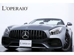 メルセデスAMG GTロードスター 1オナ 受注生産モデル ブルメスターサウンド