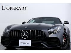 メルセデスAMG GTC Edition50 12台限定 1オナ 黒×銀革
