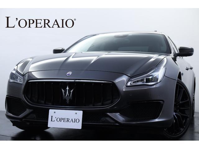 クアトロポルテ(マセラティ) GT S グランスポーツ 中古車画像