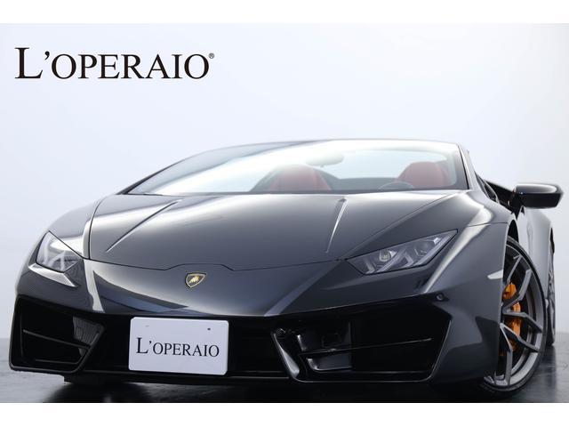 ランボルギーニ LP580-2 D車 Fリフティング 新車保証継承