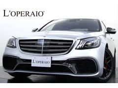 メルセデスAMGS63 ロング ダイナミックPKG AMGカーボンPKG