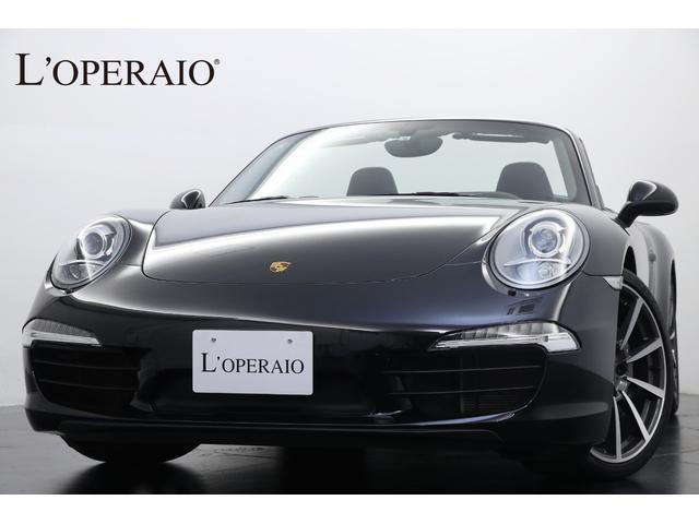 ポルシェ 911カレラS カブリオレ スポクロ スポーツエキゾースト
