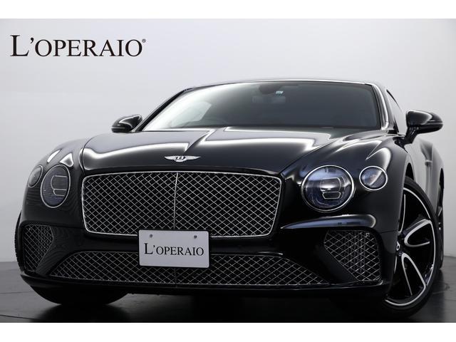ベントレー コンチネンタル GT 2020年モデル 1オ-ナ- マリナ-ドライビング