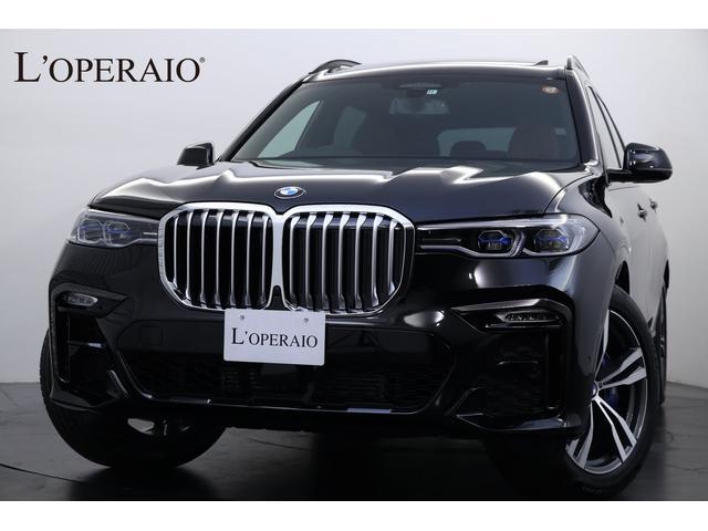 「BMW」「X7」「SUV・クロカン」「東京都」の中古車