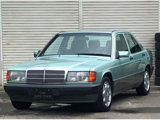 Photo of MERCEDES_BENZ 190 CLASS 190E / used MERCEDES_BENZ