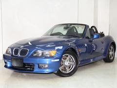 BMW Z3ロードスター2.0 禁煙車 Rスクリーンクリアーです!!