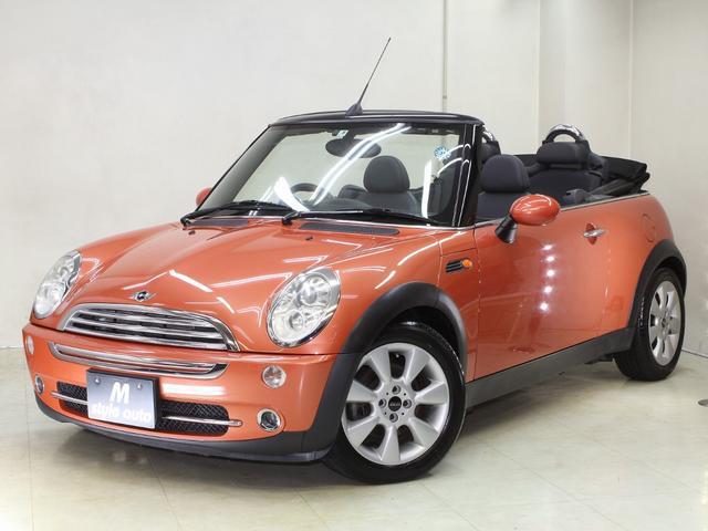 Used Mini Cooper Convertible >> Mini Mini Cooper Convertible 2006 Orange M 81 000 Km