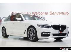BMW523dツーリング Mスポーツ パノラマルーフ 19AW
