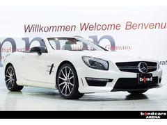 M・ベンツSL63 AMG 2ルックエディション 限定20台特別仕様車